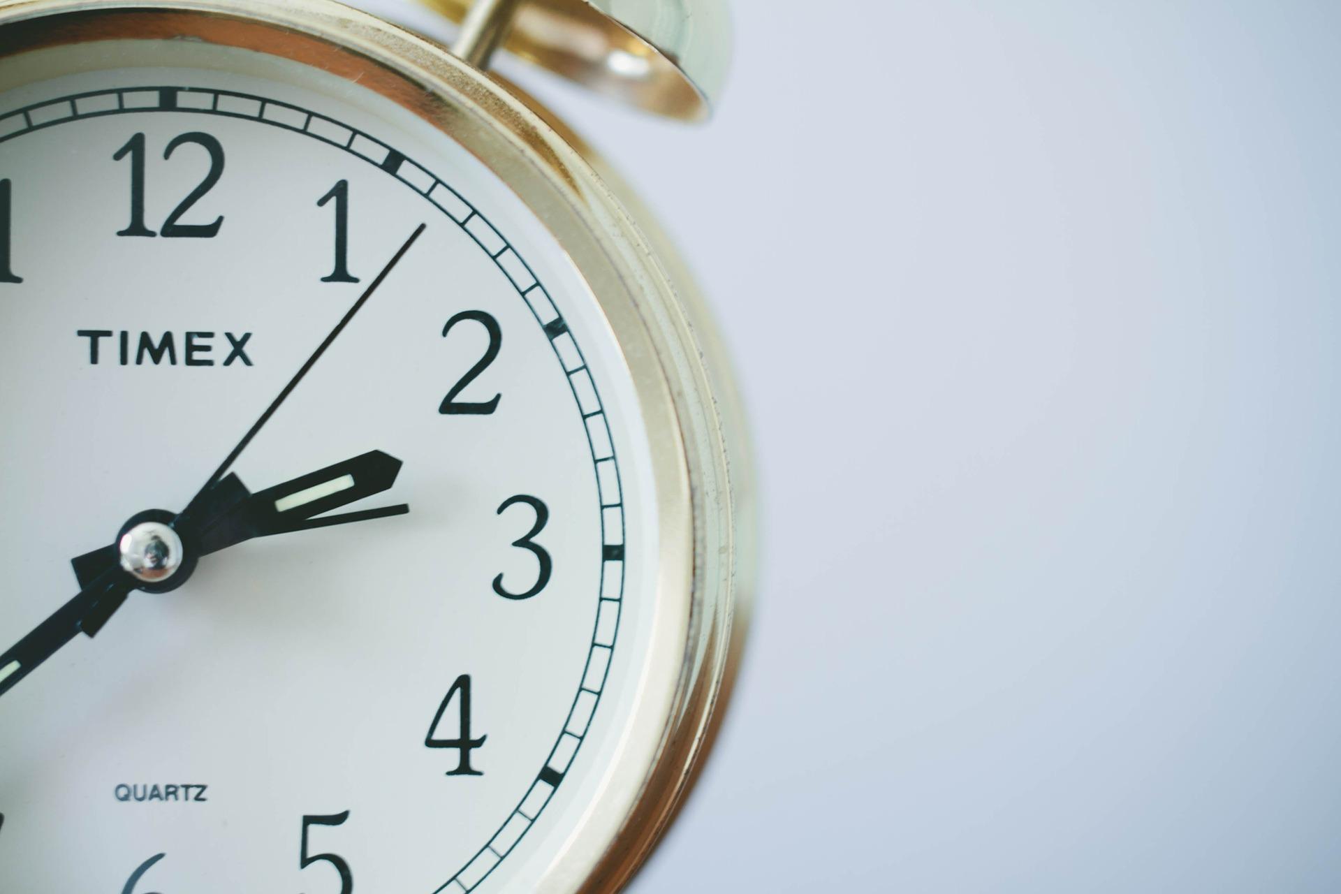 klok - wachten - CBR - keurdokter